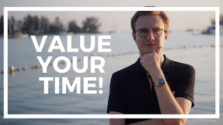 How Much is Your Time Worth? (My Specific Formula)