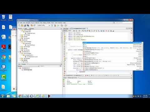 Importing Excel file into Java NetBeans