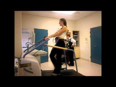 Stress Test Treadmill