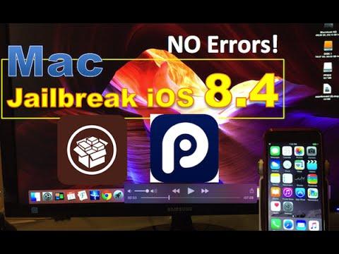 How to Jailbreak iOS 8.4 On Mac - No Errors!