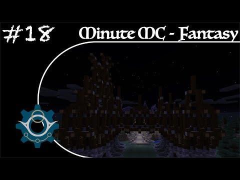 Minute Minecraft - Time Lapse - Fantasy Village - Ep.18