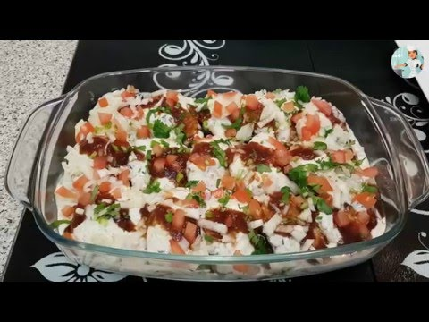 Dahi Baray Ki Chaat  دہی بڑے کی چاٹ / Cook With Saima