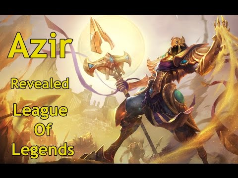 League Of Legends Azir