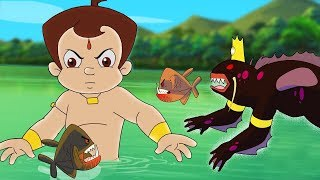 Chhota Bheem And Piranha Kingdom , Moral Story For Kids