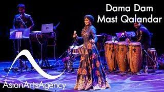 BEST OF HARSHDEEP KAUR SONGS 2018   DAMA DAM MAST QALANDAR LIVE   ASIAN ARTS AGENCY