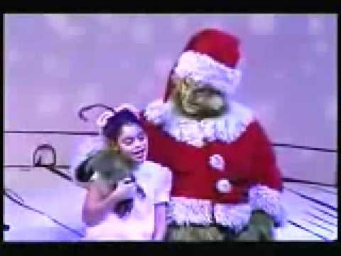 Vanessa Hudgens singing at age 9