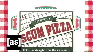SCUM: Pizza | Channel 5 | adult swim