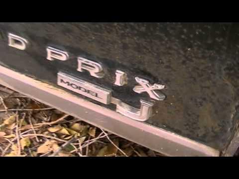 2013 Old Car Find J code Pontiac