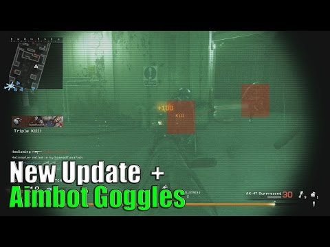 Call Of Duty Modern Warfare Remastered (Supply Drops, New Maps, Aimbot Goggles, And More!)