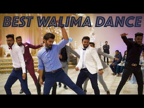Shehry's Shaadi - Best Mehndi Walima Dance 2017 - DhoomBros