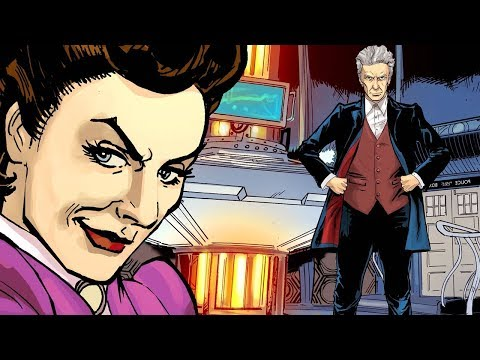 Doctor Who Infinity Trailer