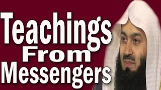 Glad Tidings In The Trials Of The Messengers | Mufti Menk