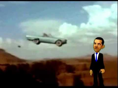 Thelma and Louise and Barack Obama