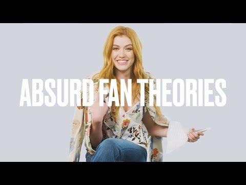 Katherine McNamara Reads Absurd Shadowhunters Fan Theories | ELLE
