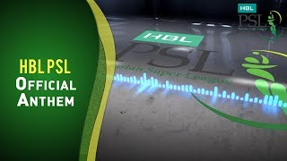 HBL Pakistan Super League 2017 - Official Anthem