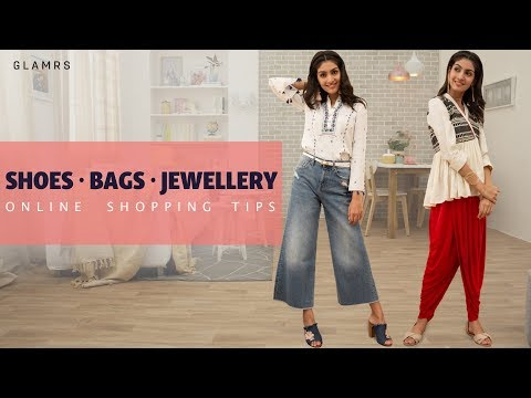How To Shop For Accessories Online | Glamrs Tips & Tricks!
