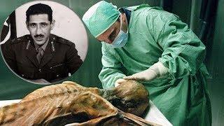 #x202b;اغرب من الخيال ماذا وجدوا في جثة المشير عبد الحكيم عامر بعد تشريحه - سبحان الله#x202c;lrm;