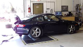Bad Ass Porsche* DYNO * DYNO TEST RUN * FAST AND FURIOUS * GORGEOUS CAR