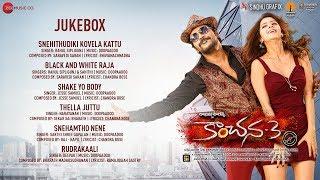 Kanchana 3 - Full Movie Audio Jukebox   Raghava Lawrence, Oviya & Vedhika