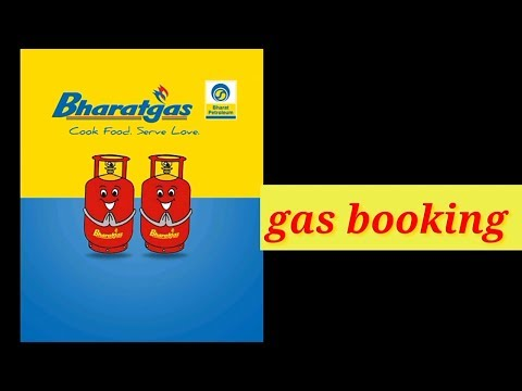 book you gas cylinder on app [bharat gas]