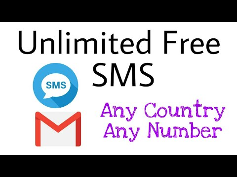 Send Unlimited Free SMS in Online by Gmail to Any Country Without Money