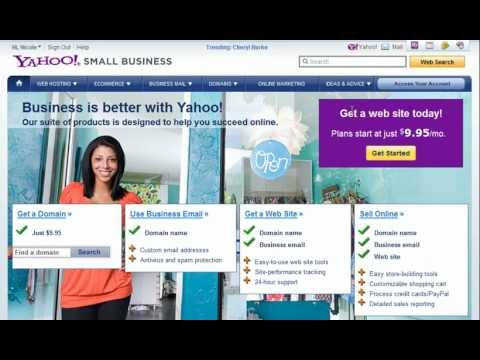 How to connect your Domain from Yahoo to your Wix website