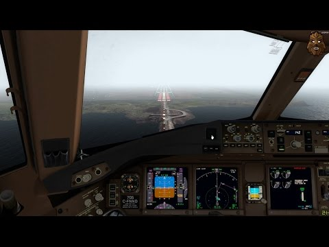 [P3D v3.4] Sydney (YSSY) - Vancouver (CYVR) Full Flight | ACA34 PMDG 777-200LR