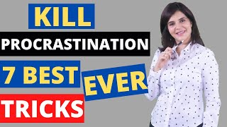 How to Stop Procrastination | 7 Powerful Techniques To Kill Procrastination | ChetChat Motivational