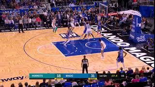 1st Quarter, One Box Video: Orlando Magic vs. Charlotte Hornets