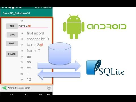 Android Database SQLite : Complete Tutorial With Code Sample