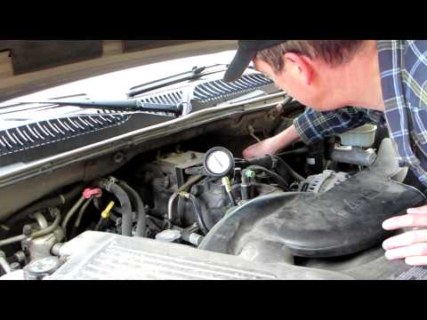 Fuel Pump Install and pressure test 2003 Suburban 1500 Flex 5.3 Pt 1