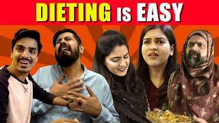 DIETING IS EASY | Comedy Skit | Bekaar Films