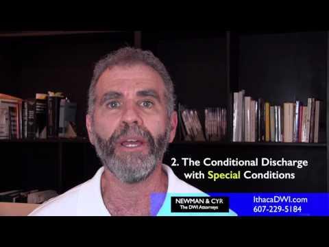 The Three Types of New York DWI Probation
