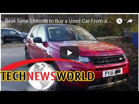 Why now is the best time to buy a uk used car from dealers