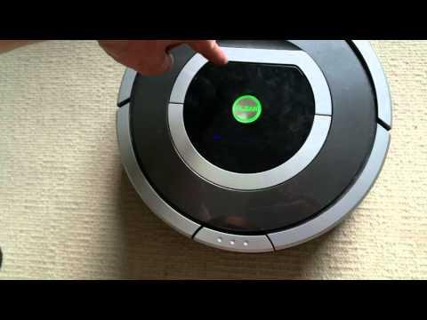 Roomba 780 problem