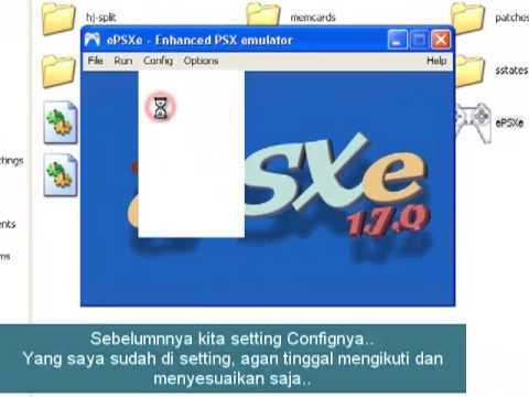 Cara install ePSXe dan PEC [Penggunaannya]
