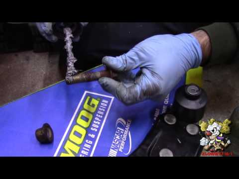 1998-2010 Ford Focus Control Arm Replacement