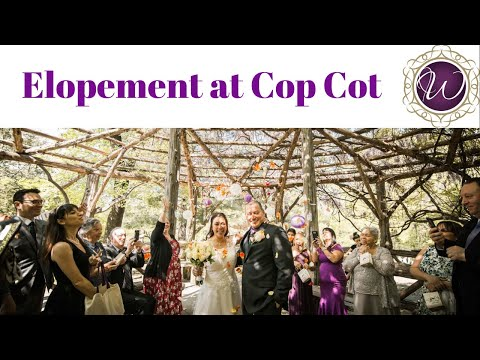 Central Park Elopement in Cop Cot organized by Wedding Packages NYC
