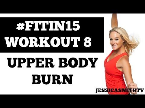 #FITIN15 #Workout 8: