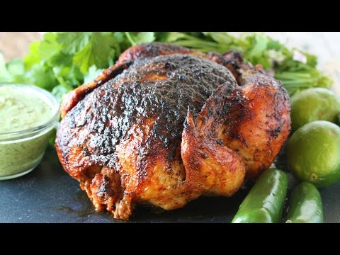 How to Make Oven Roasted Peruvian Chicken