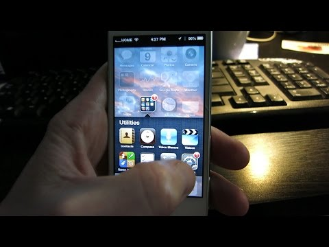 How To Replace Your iPhone 5 Battery For FREE!!