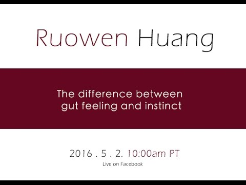 Ep. 113 The difference between gut feeling and instinct