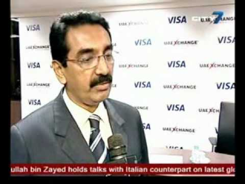 Visa Personal Payments - Launch with UAE Exchange & Union Bank of Philippines