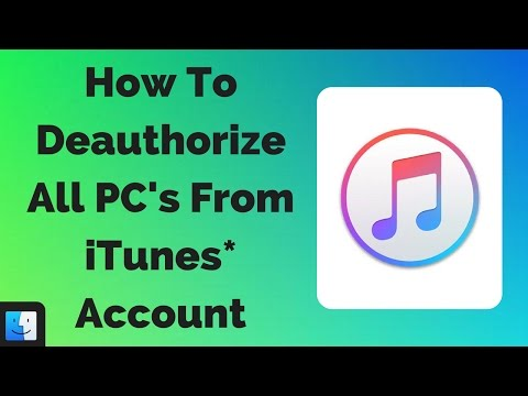How To Deauthorize All PC's From iTunes | Howstag