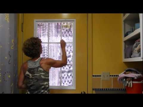 DIY French Window/Door. Portas/Janelas Francesas DIY.