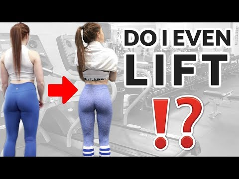 How to Shrink Your Thighs While Keeping Your Booty | What REALLY Worked