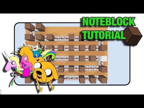 Adventure Time Doorbell - Note Block