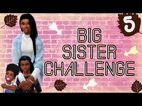 The Sims 4 | Big Sister Challenge | Part 5 Teaser