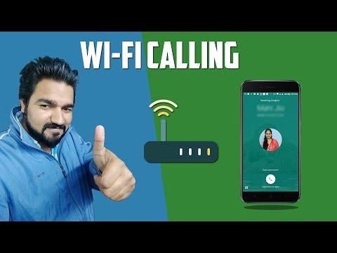 WiFi Calling On Xiaomi Mi A1 | हिंदी