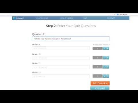 Easiest Quiz Builder for WordPress